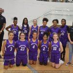 Girls 7th Grade Basketball beats White Oak 31 – 11
