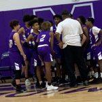 Boys 8th Grade Basketball falls to Delhi 44 – 38
