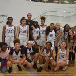 Girls 8th Grade Basketball falls to Princeton 37 – 25