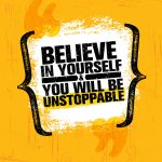 """""""BELIEVE IN YOU """"- FREE SERIES FOR THE MIDDIES"""