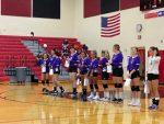 Girls Varsity Volleyball beats Mount Healthy 3 – 1