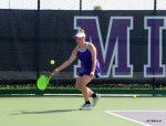 Girls Varsity Tennis falls to Ross 4 – 1