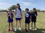 Middie RunnerS Have A Good Day At Brookville