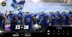 Boys Varsity Football beats Walnut Hills 33 – 26