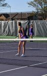 Girls Varsity Tennis beats Waynesville 3 – 2