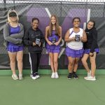 Girls Junior Varsity Tennis finishes 2nd place at JV Coaches Classic