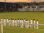 Boys Varsity Soccer falls to # 1 Mason 5 – 0