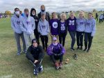 Coed Varsity Cross Country finishes 6th place and 8th at District Championship