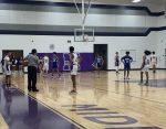 Boys 8th Grade Basketball beats Wilson 64 – 30