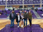 2021 Basketball and Cheer Senior Night