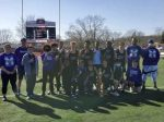 Middle School Boys Track Finished 2nd at Wayne