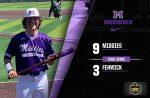 Boys Varsity Baseball beats Fenwick 9 – 3