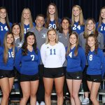 Lady Trojans Sweep CCC for First Conference Win