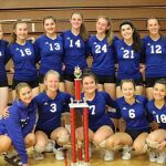 Lady Trojans Finishing Season Strong With Tournament Title