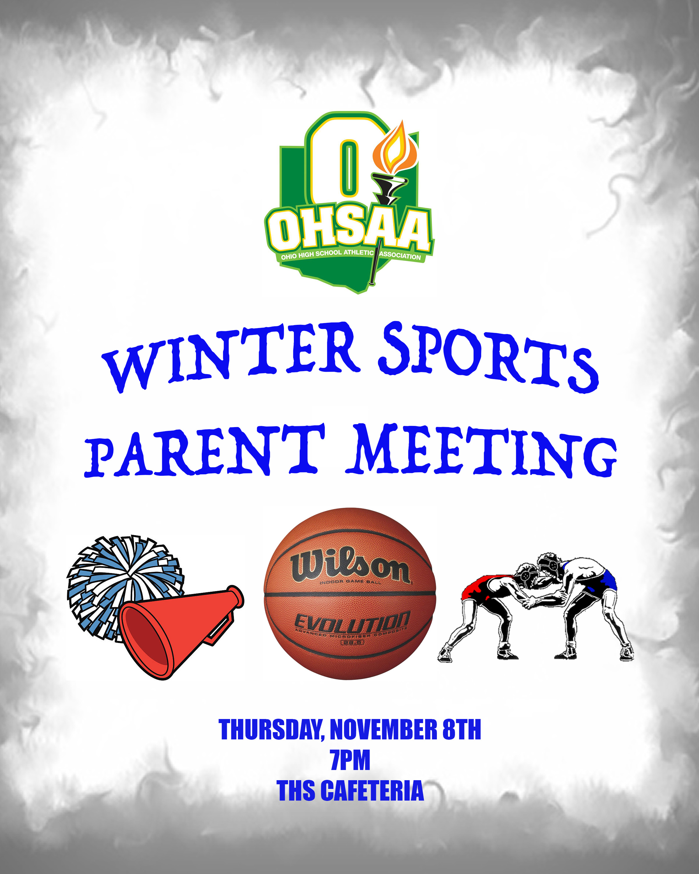 MANDATORY OHSAA WINTER PARENT MEETING: