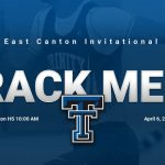 Track Team Travels to East Canton