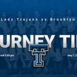 Lady Trojans Begin Tournament Play Today