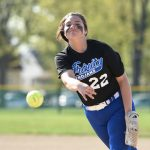Burke Throws No Hitter; Lady Trojans Win NCL Title