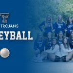 Lady Trojans Lose to Bay in the District Semi-Finals