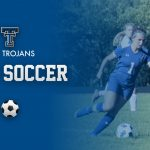 Lady Trojans Effort Falls Short