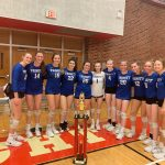 Lady Trojans Win Cuyahoga Heights Tournament