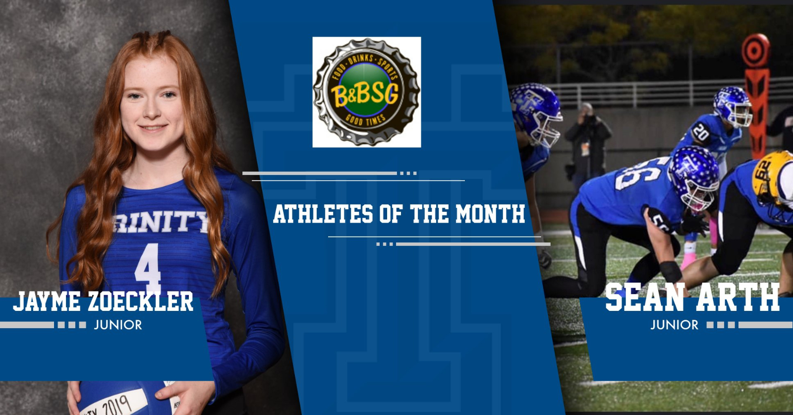 OCTOBER BBSG ATHLETES OF THE MONTH