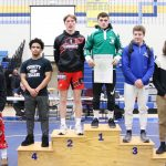 Cael Brown is a Two-Time District Qualifier