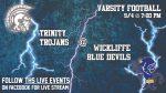 Trinity @Wickliffe Live Streamed