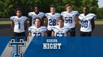 SENIOR NIGHT AND GAME LIVE STREAMED: