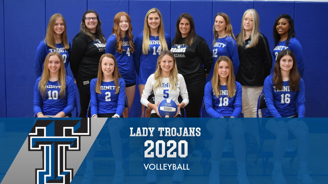 Lady Trojans Open Tournament with a Win