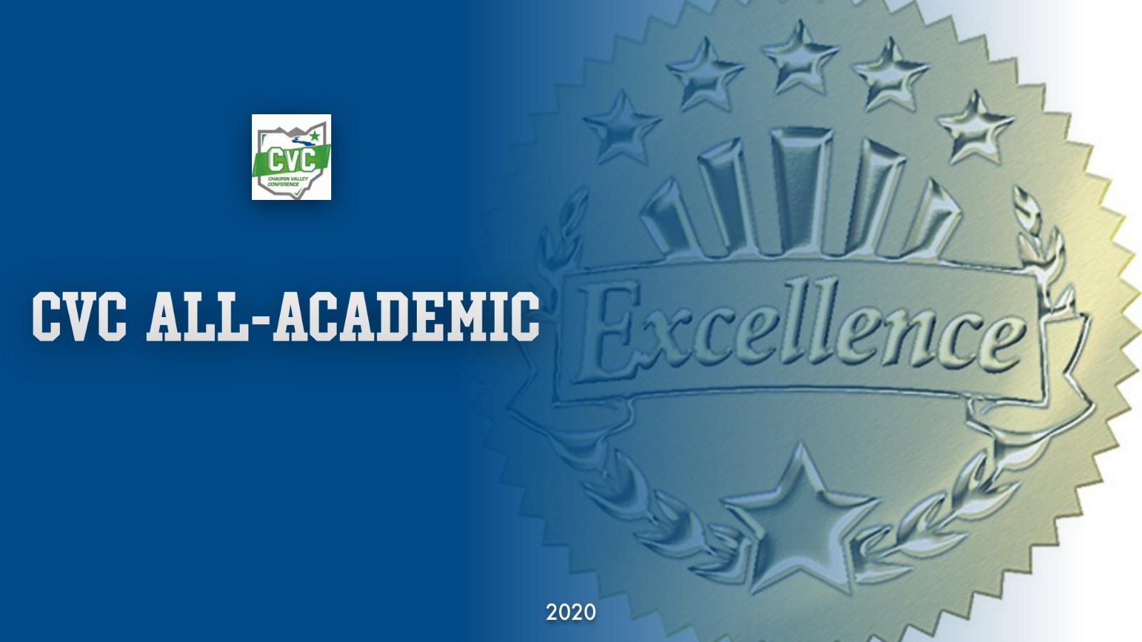CVC ALL-ACADEMIC TEAM: FALL 2020
