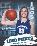 Ibos Scores 1,000 Career Point in Lady Trojans 6th Straight Win
