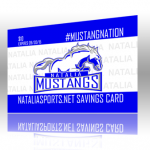 ATHLETIC SAVINGS CARDS ARE HERE!