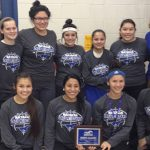 LADY MUSTANGS SCORE 2ND PLACE AT HOOPS CLASSIC!