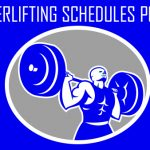 POWERLIFTING SCHEDULE RELEASED!
