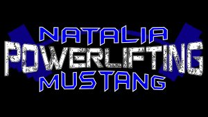 Natalia Mustang Strong Powerlifting Meet