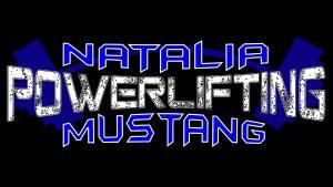 Natalia Mustang Strong Powerlifting Meet