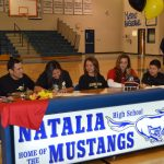 CHARLENE CASTRO SIGNS WITH ALABAMA STATE UNIVERSITY!