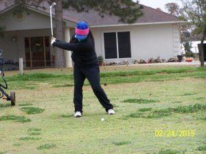 2014-2015 Golf