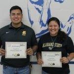 Legacy Bowl Scholarship Award Winners