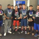 MUSTANG BOYS – TEAM REGIONAL POWERLIFTING CHAMPS, SENDS 3 TO STATE!