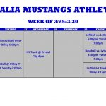 Weekly Athletics