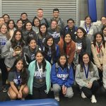 Girls Varsity Powerlifting finishes 1st place at Texas Strength System