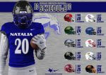 2020 Mustang Football Schedule