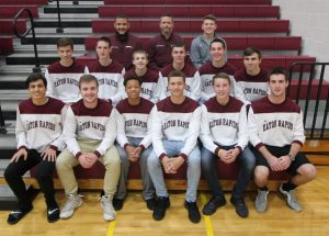 2017-18 Winter Meet the Team photos