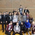 Boys Varsity Wrestling finishes 1st place at Williamston Mooney Classic