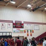 Boys Varsity Wrestling finishes 1st place at Wrestling Team Districts @ ER