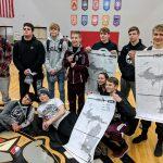 Boys Varsity Wrestling Individual Regionals