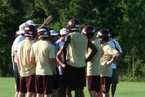 Pelion Varsity Football 7 on 7 vs. Gray Collegiate Academy