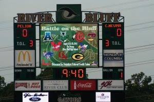 Battle on the Bluff- Saturday the 22nd! Panthers kick off  at 5pm at River Bluff High School!